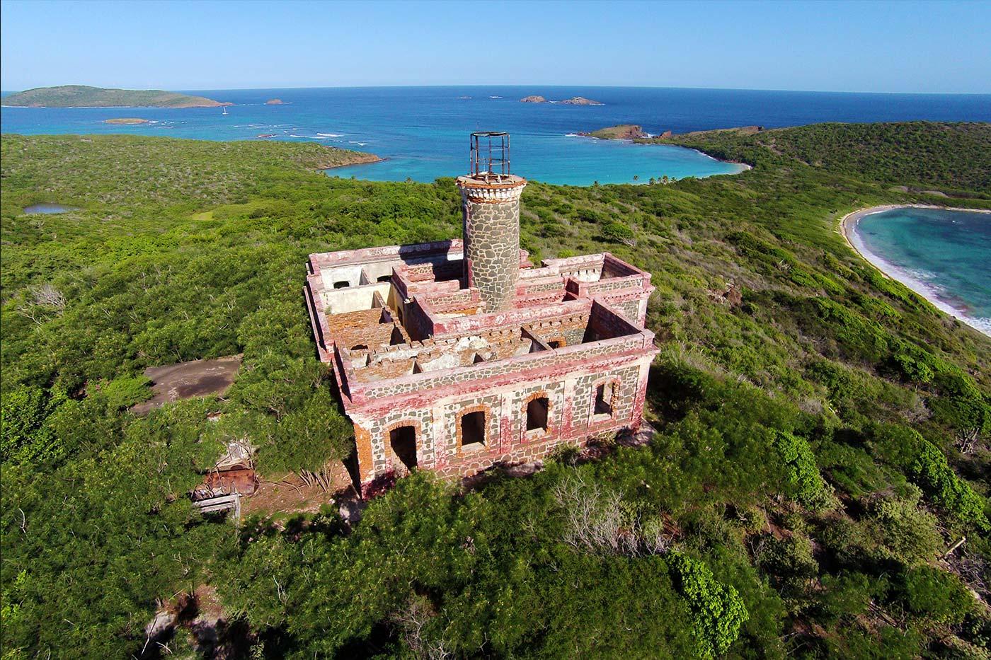 Faro de Culebrita
