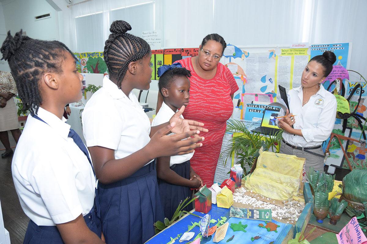 JET - Schools Environment Programme Awards