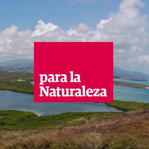 Para la Naturaleza